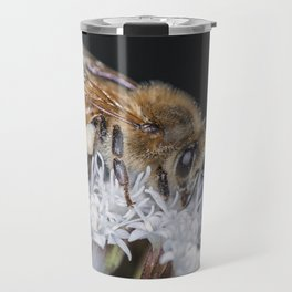 Autumn Honeybee Travel Mug
