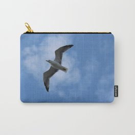 Shadow of a bird Carry-All Pouch
