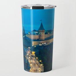 Kamianets-Podilskyi Castle (Ukraine) Travel Mug