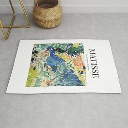 Matisse - Landscape at Collioure Rug