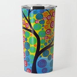 Tree of Abundance Travel Mug