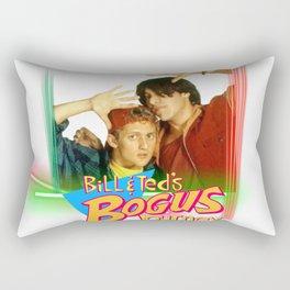 Bogus journey Rectangular Pillow