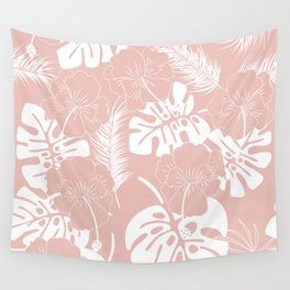 Tropical pattern 020 Wall Tapestry