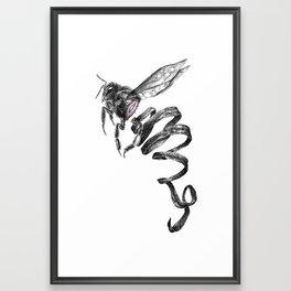 The Fragile Framed Art Print