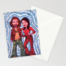 hip together Stationery Cards