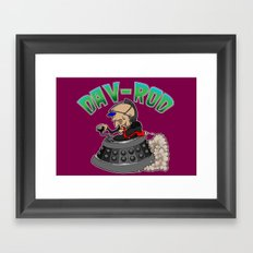 Dav-Rod Framed Art Print