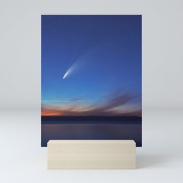 Comet Neowise Mini Art Print