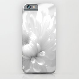 Infrared Flower Botanical / Nature / Floral Photograph iPhone Case