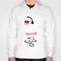 ghost Hoodies featuring Ghost by mailboxdisco