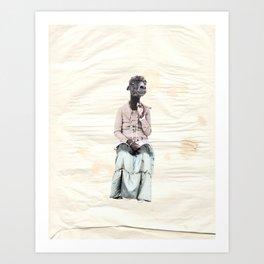 Smoker Camel | Habana Art Print