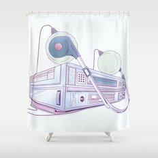 HIFI Shower Curtain