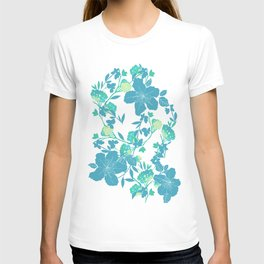 Botanical Blues T-shirt