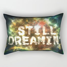 Still Dreamin' Rectangular Pillow