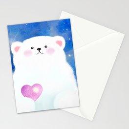 Little Love Bear Stationery Cards