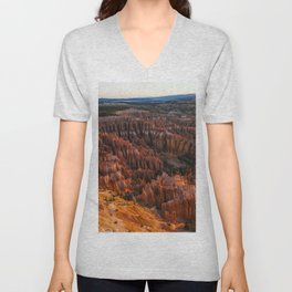 Bryce Canyon, Utah, USA. Unisex V-Neck