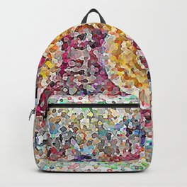 Papierkunst Backpack
