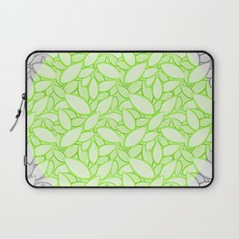 Rice-pattern2 Laptop Sleeve
