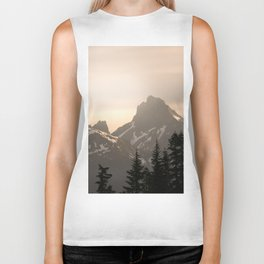 Adventure in the Mountains - Nature Photography Biker Tank