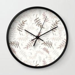 Haven Wall Clock