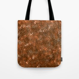 Trisha Blue Water Pumpkin Spice By Patricia A. Lopez Tote Bag