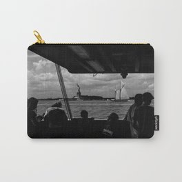 Liberty w/ Sailboat Carry-All Pouch