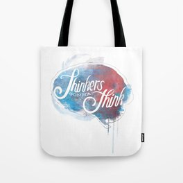 Thinkers Tote Bag