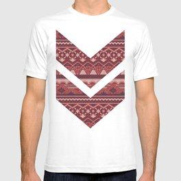 CRYSTAL AZTEC   T-shirt
