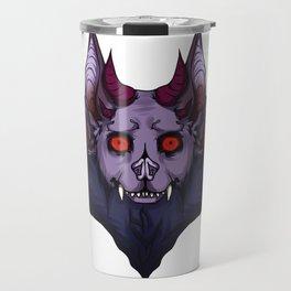 Bob the Bat Travel Mug