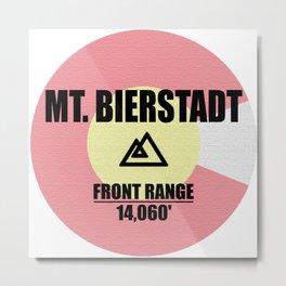 Mt. Bierstadt Metal Print
