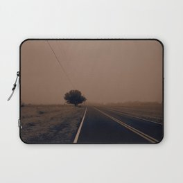 Old Country Road Laptop Sleeve
