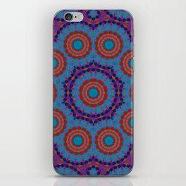 Mosaic Mandala iPhone Skin