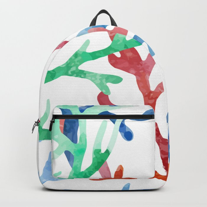 Sea Life Pattern 03 Backpack