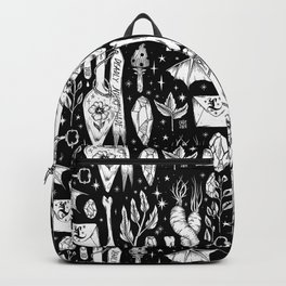 into the WITCH'S GARDEN Backpack