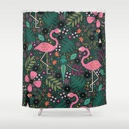 Spirit of the Jungle Shower Curtain