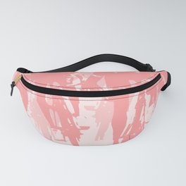Cyclists in the sprint pink Fanny Pack