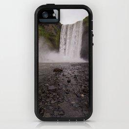Skógafoss iPhone Case