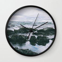 Oregon Coast XI Wall Clock