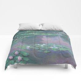 Water Lilies Monet 1905 Comforters