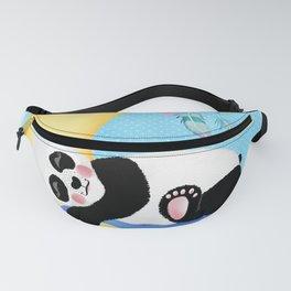 Baby Panda Boy Fanny Pack