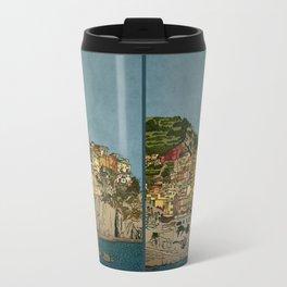 Of Houses and Hills Travel Mug
