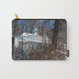 Wildwood Winter I Carry-All Pouch