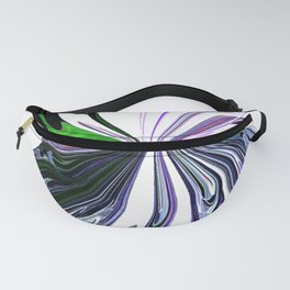 Butterfly Abstract Fanny Pack
