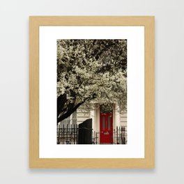 Kensington Framed Art Print