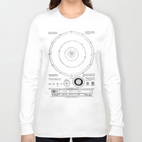 solar system Long Sleeve T-shirts featuring Solar System by Public Demesne