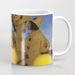 THE LANTERN BEARERS - MAXFIELD PARRISH  Coffee Mug