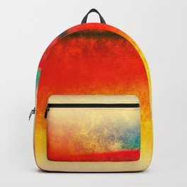After Rothko 8 Backpack