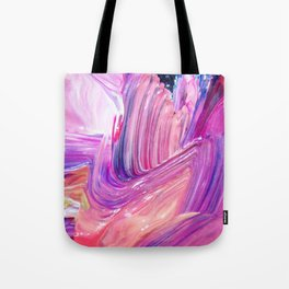In the Details Abstract Macro Photography Tote Bag