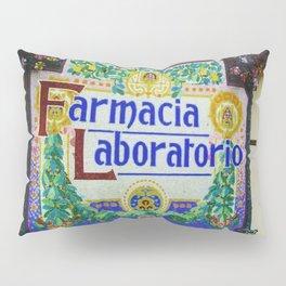 Farmacia Laboratorio Pillow Sham