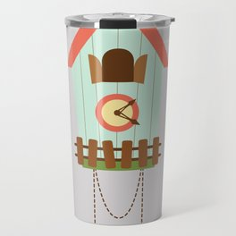 Cuckoo Clock Travel Mug