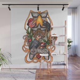 Think Like a Geek Wall Mural